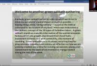 Green Sabbath Video