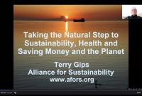 Natural Step Webinar