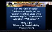 Overcoming Affluenza Webinar
